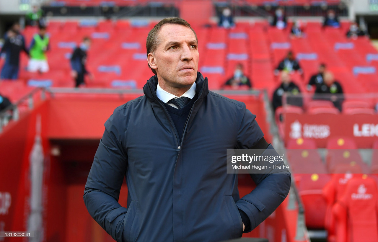 The key quotes from Brendan Rodgers' pre-West Brom press conference