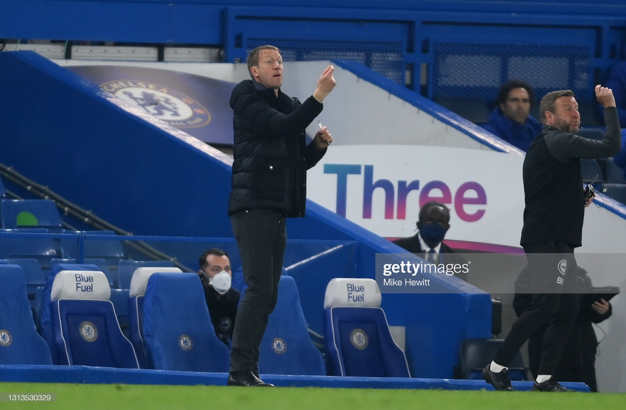 Key Quotes: Graham Potter's post-Chelsea press conference