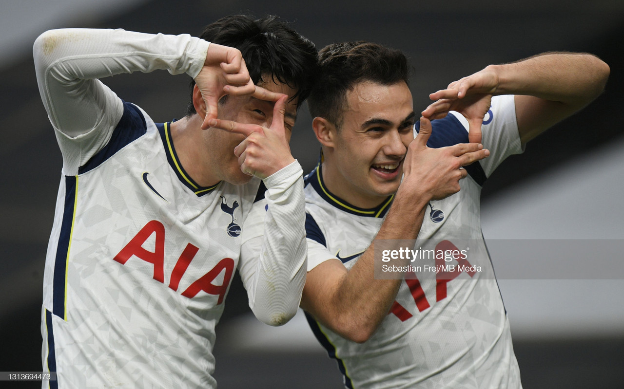Tottenham Hotspur 2-1 Southampton: Son shines as Spurs come from behind
