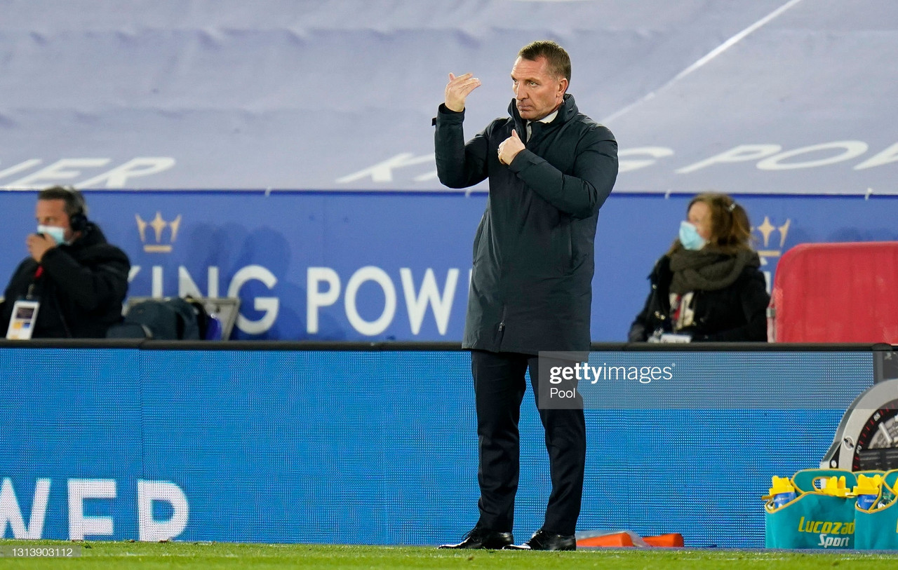 The key quotes from Brendan Rodgers' pre-Crystal Palace press conference
