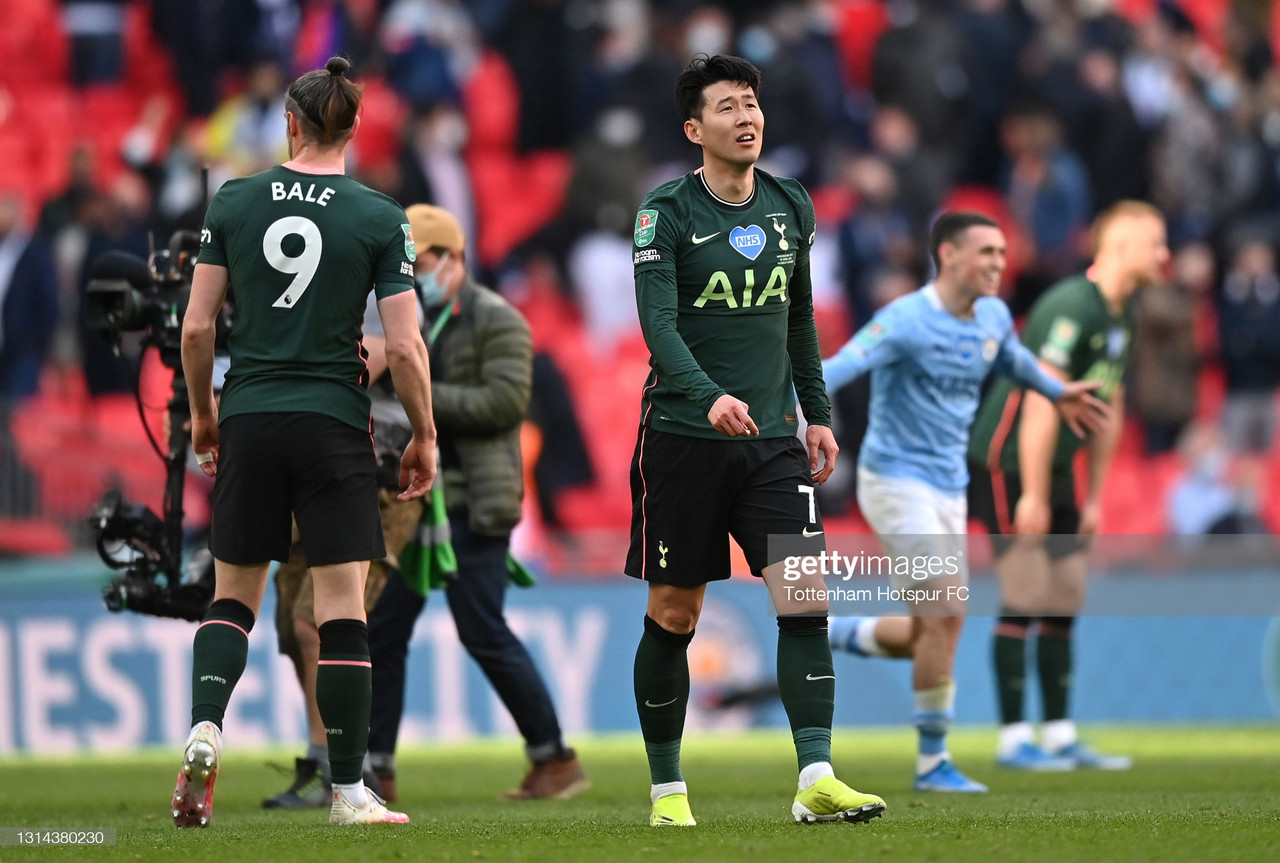 Manchester City 1-0 Tottenham Hotspur: The title-drought in North London continues