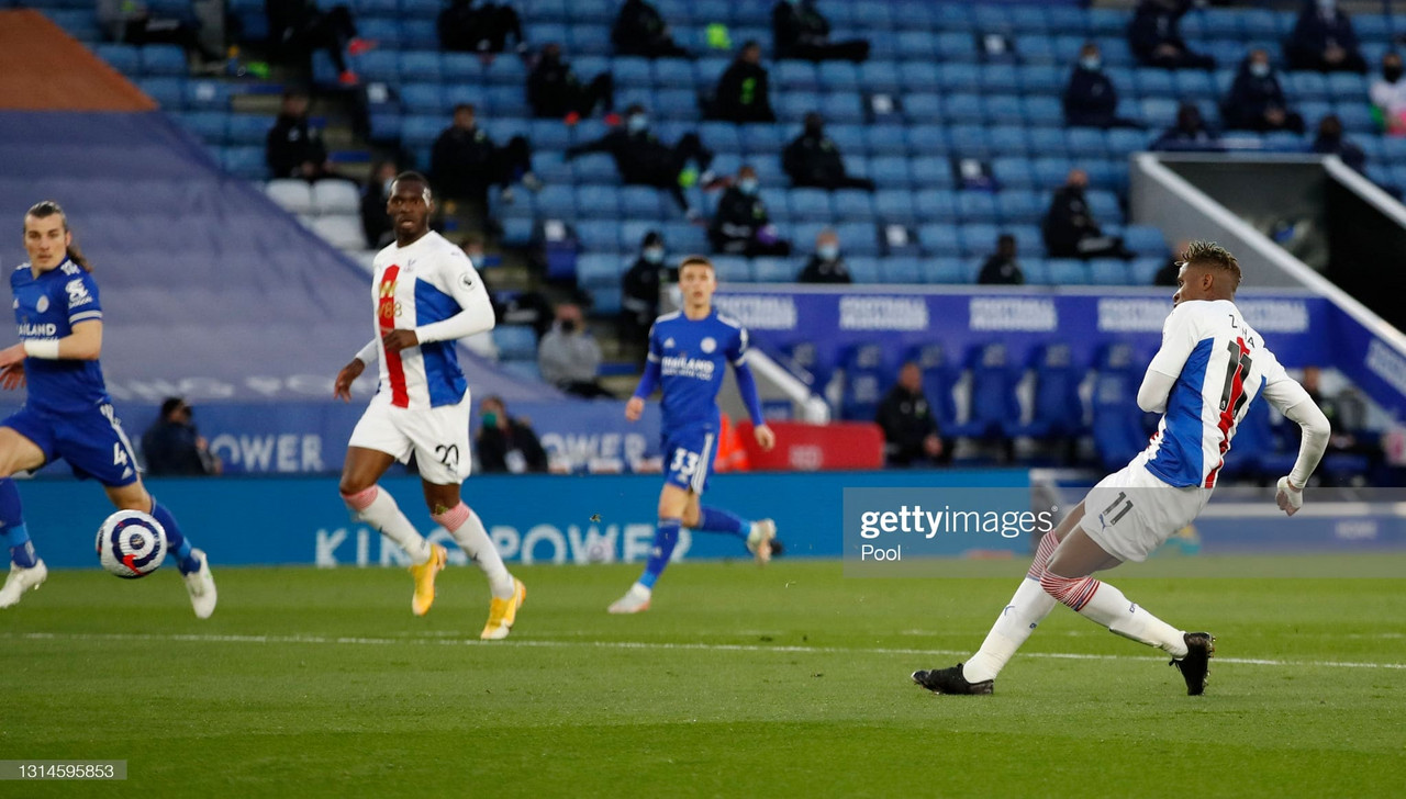 As it happened: Leicester City 2-1 Crystal Palace