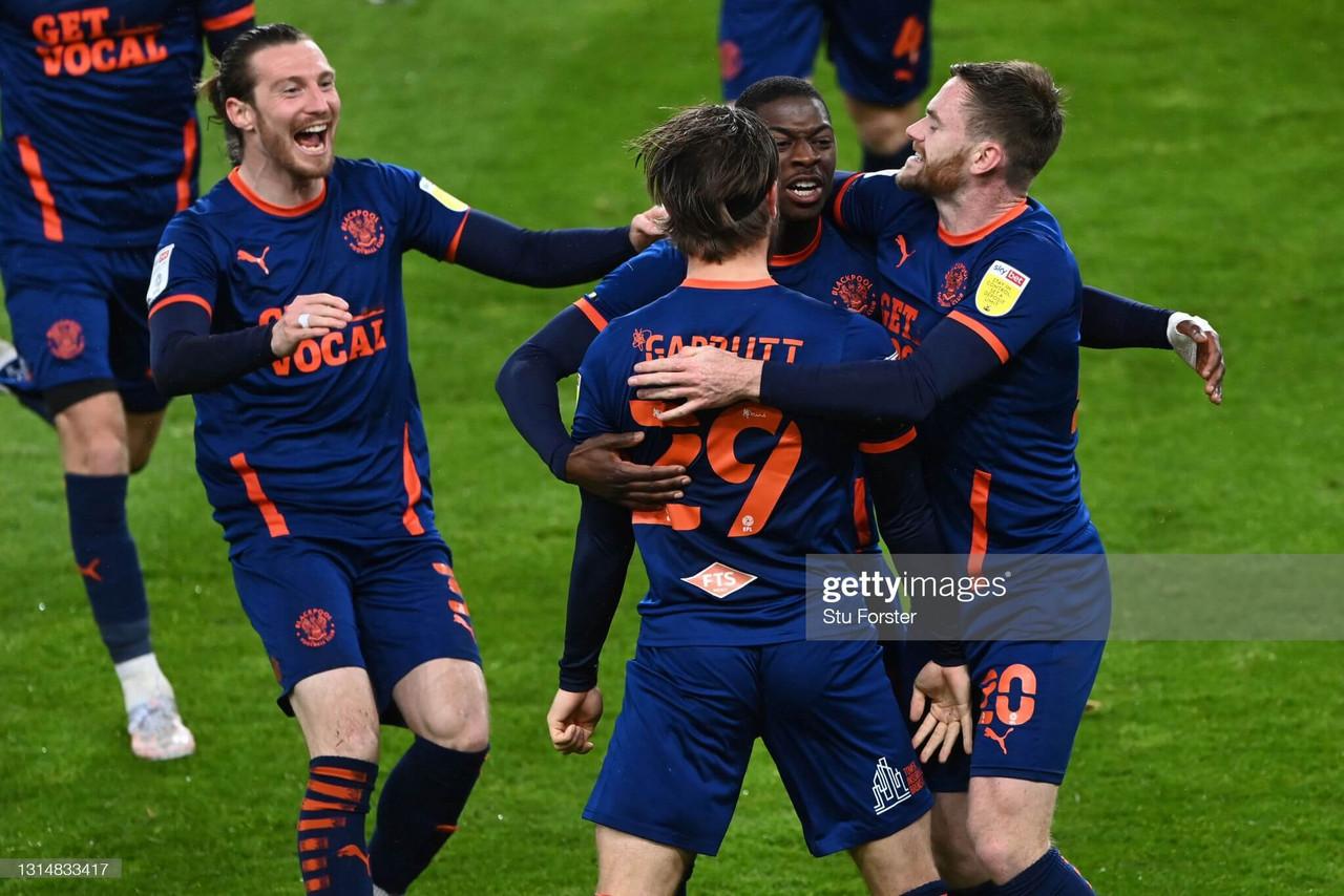 Sunderland 0-1 Blackpool: Kaikai wonder goal boosts Seasiders' play-off hopes