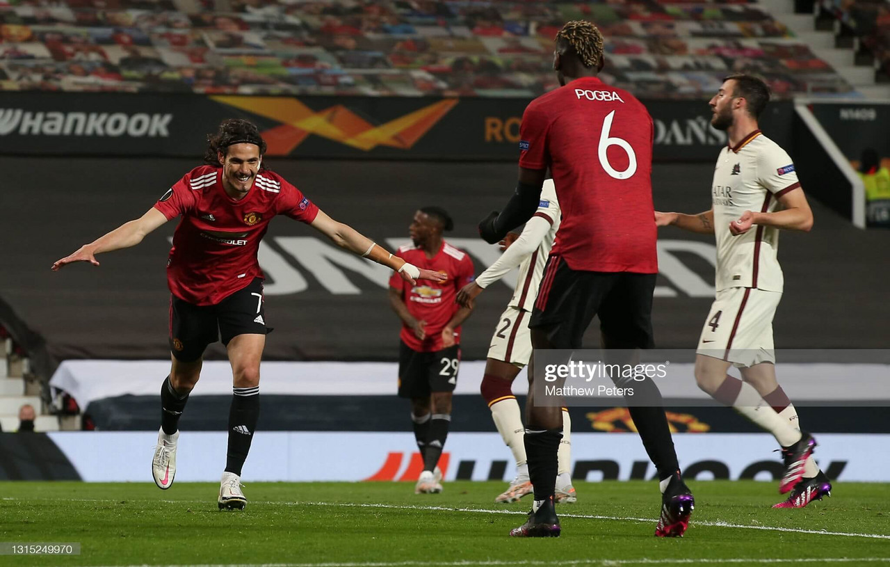 Manchester United 6-2 Roma: United come from behind and score six as Roma fall