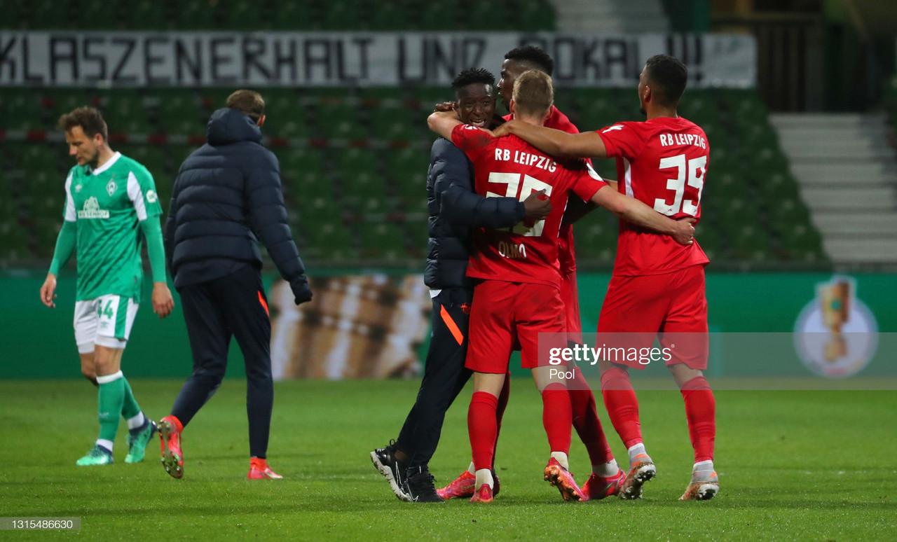 Werder Bremen 1-2 RB Leipzig DFB-Pokal semi-final: Die Roten Bullen book their place in the final