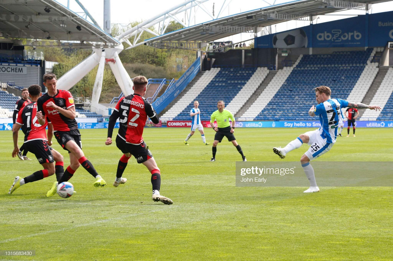 Warm Down: Huddersfield Town and Coventry City share the spoils in West Yorkshire