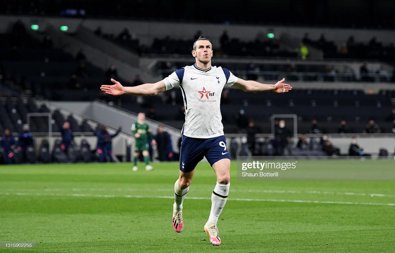 Tottenham Hotspur 4-0 Sheffield United: Brilliant Bale keeps Spurs European hopes alive