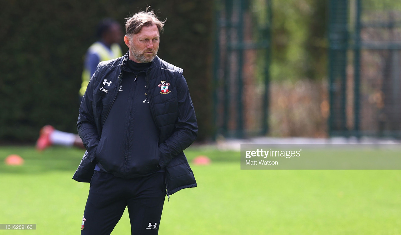 The key quotes from Ralph Hasenhuttl's pre-Liverpool press conference