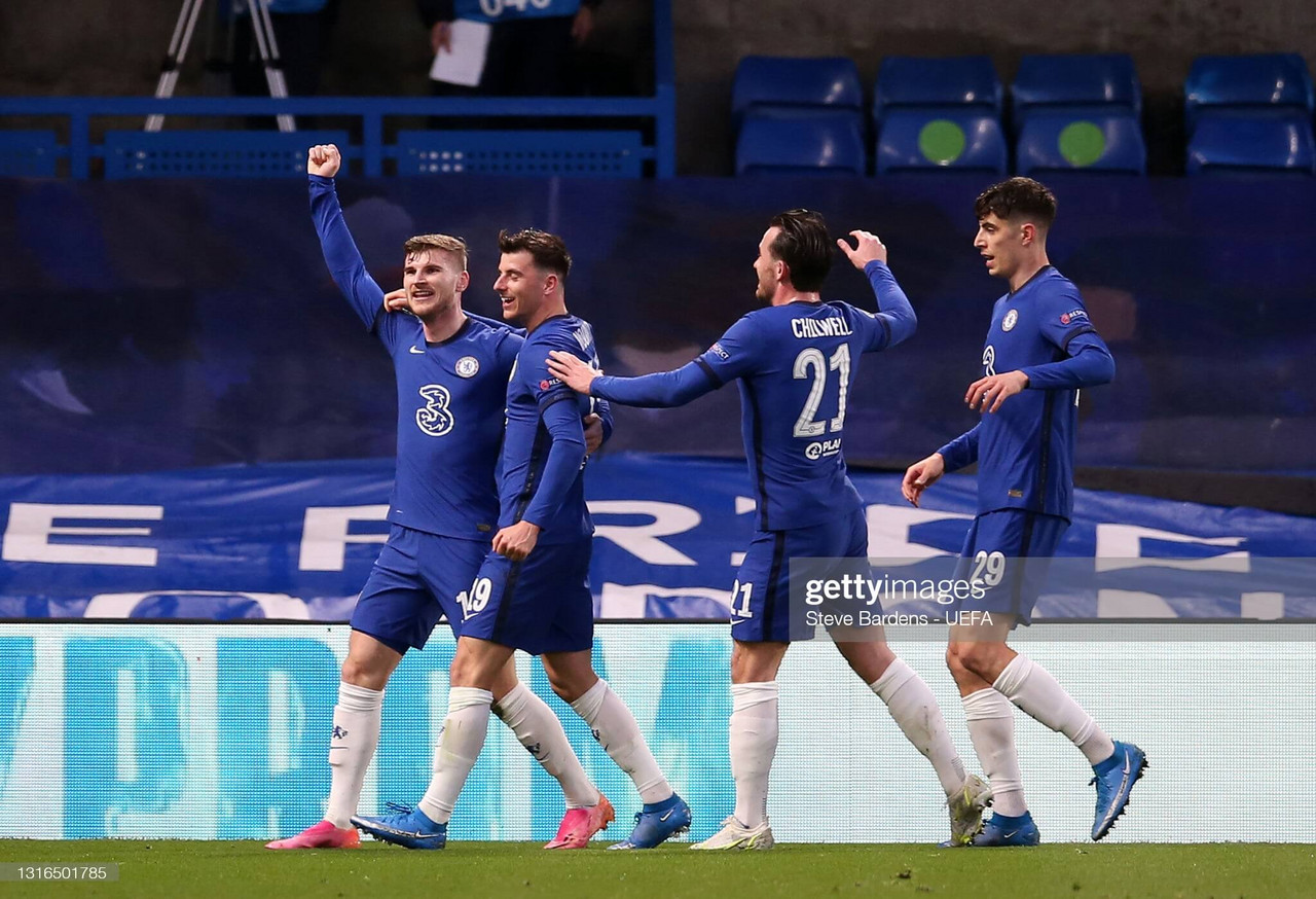 Analysis: Werner plays his part in helping Chelsea to Champions League final