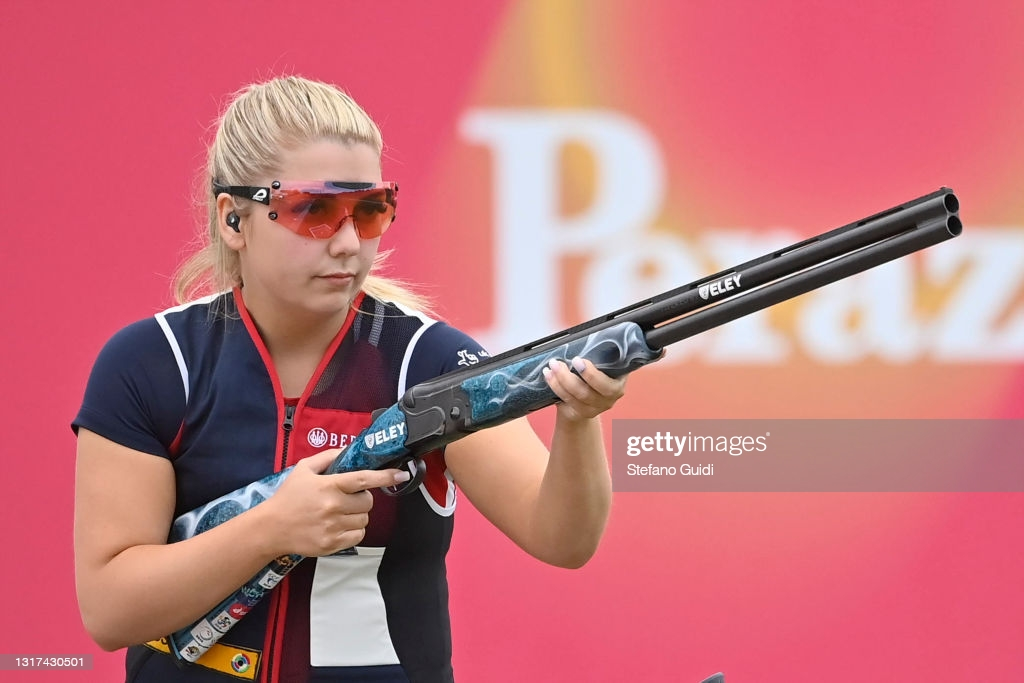 Tokyo 2020: Amber Hill forced to withdraw from shooting competition due to COVID-19