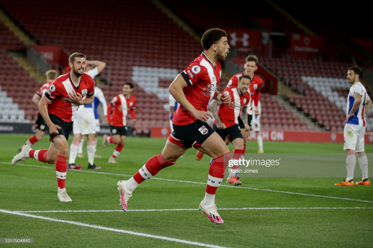 Southampton 3-1 Crystal Palace: Danny Ings double aids Saints comeback