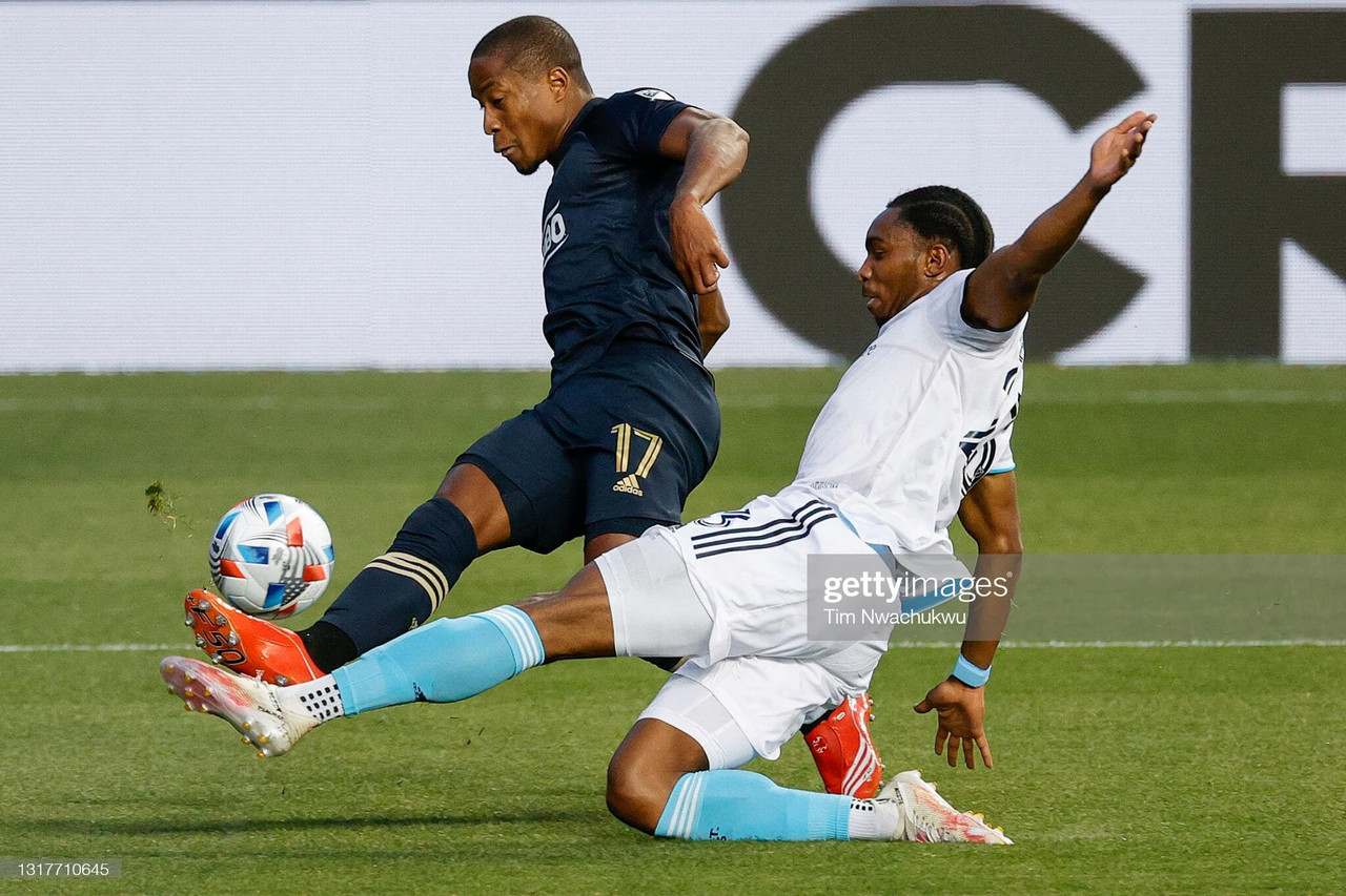 Philadelphia 1-1 New England: Playoff rematch ends in stalemate