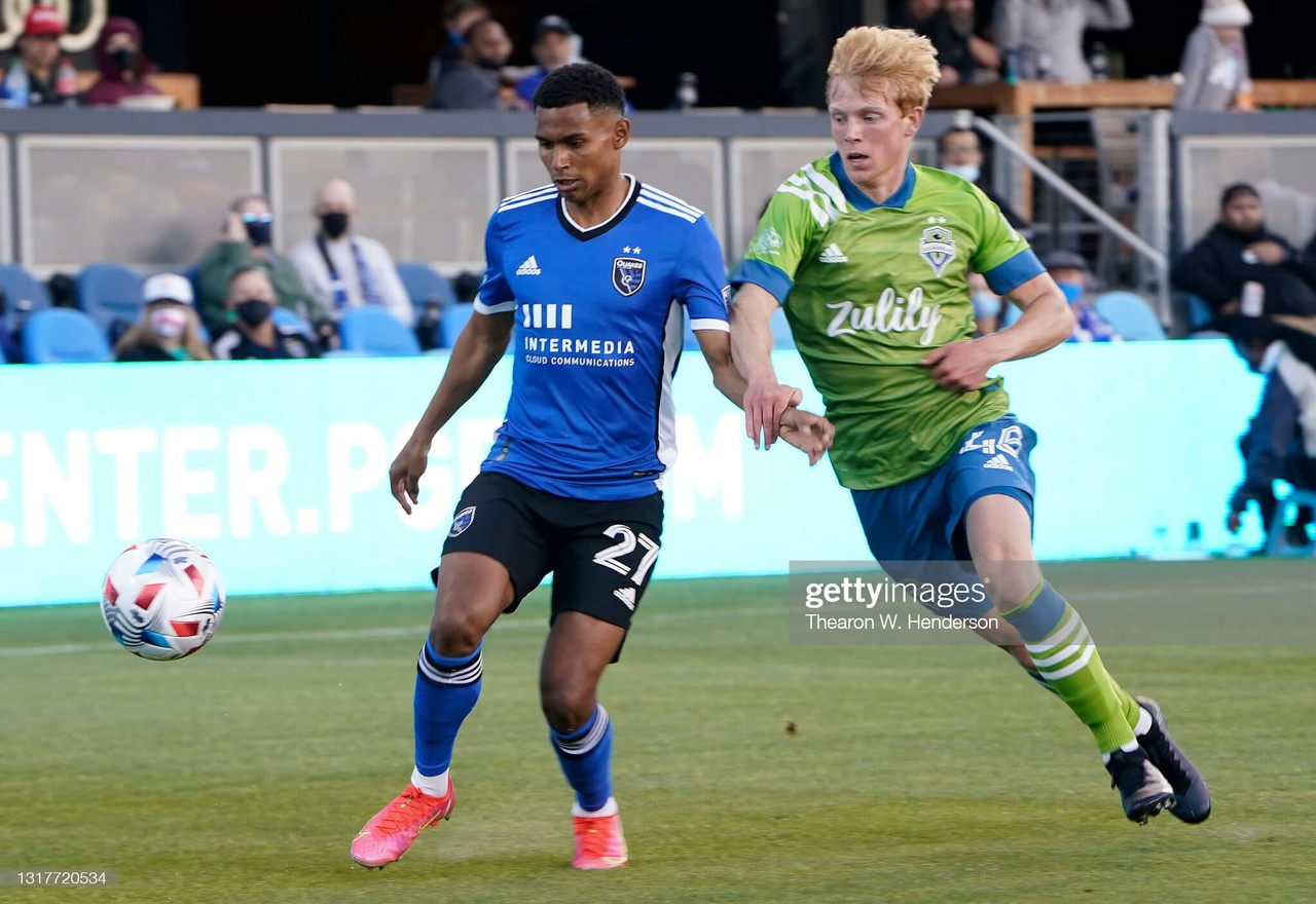 San Jose 0-1 Seattle: Sounders stay top of the West after tough road win
