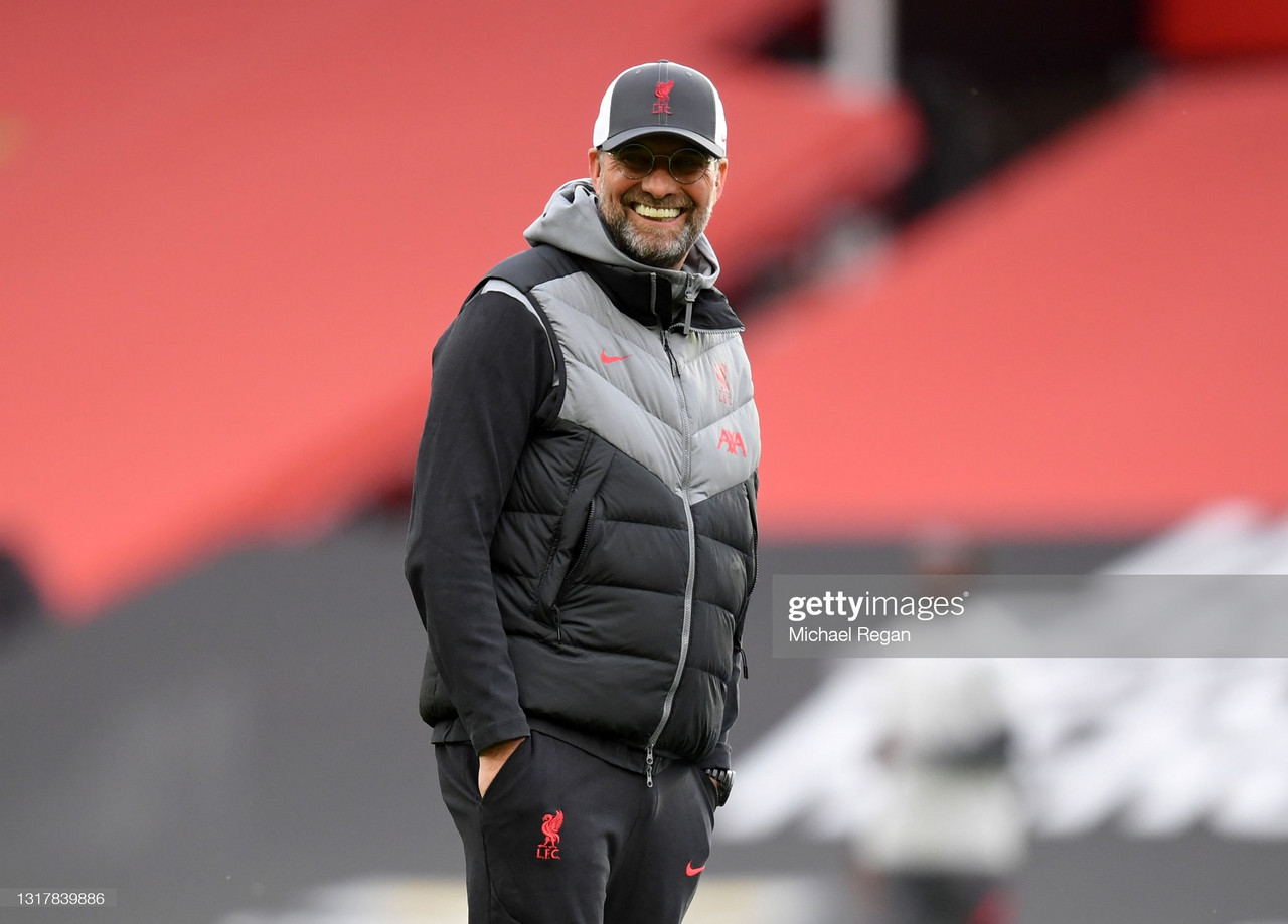 The key quotes from Jurgen Klopp pre-West Brom press conference