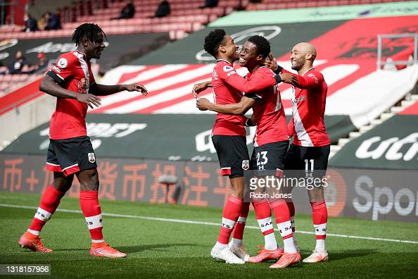Southampton 3-1 Fulham: Saints condemn relegated Fulham
