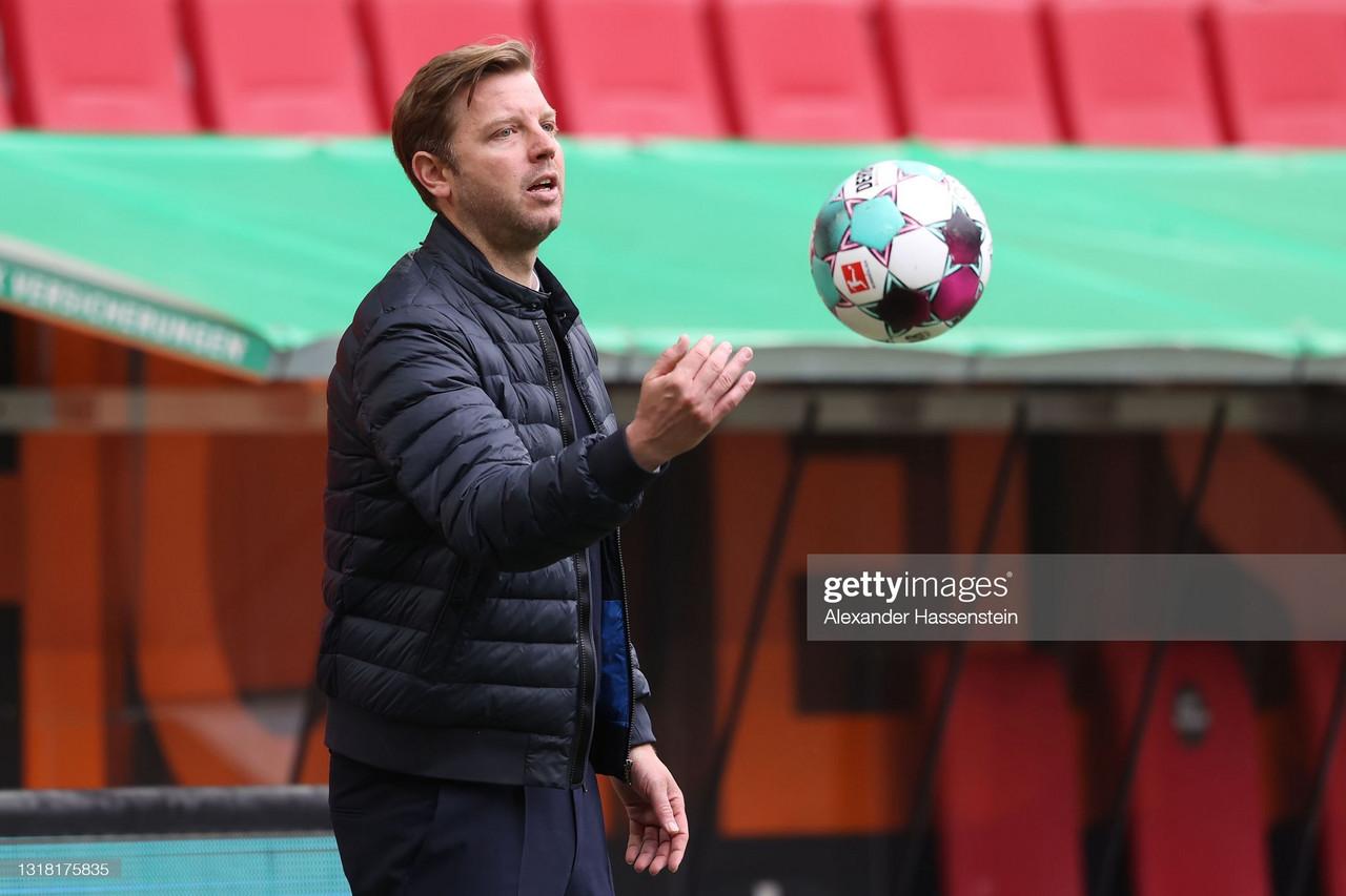 Werder Bremen sack manager Florian Kohfeldt