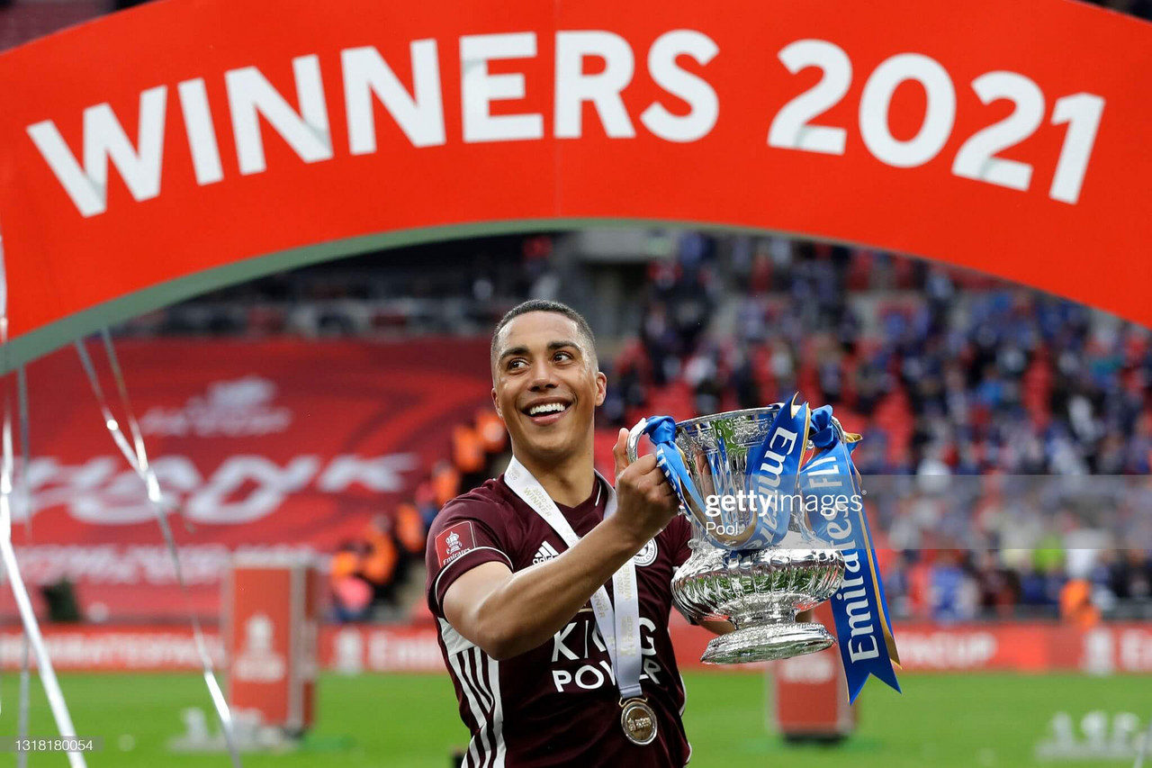 The Warmdown: Tielemans fires Leicester to first FA Cup win