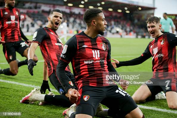 AFC Bournemouth 1-0 Brentford: Danjuma strikes to give Cherries advantage