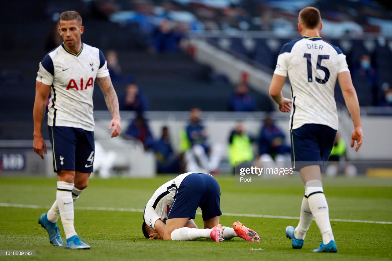 Tottenham Hotspur 1-2 Aston Villa: Nightmare season for Spurs continues