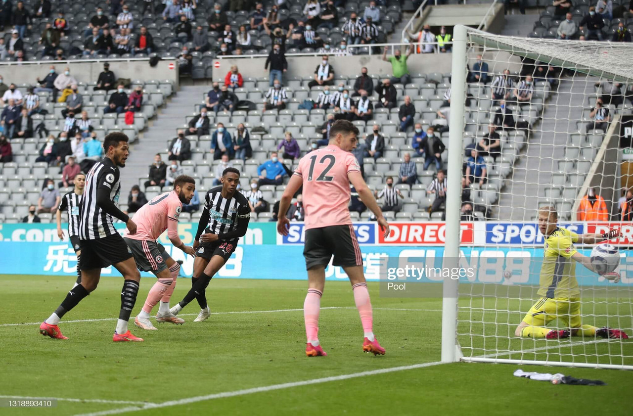 As it happened: Newcastle United 1-0 Sheffield United in the Premier League