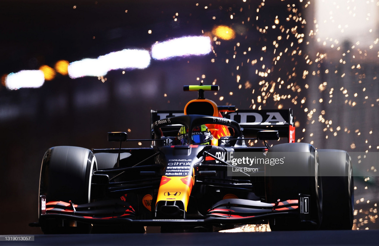 2021 Monaco GP FP1 Report - Perez tops times, as Leclerc hits issues
