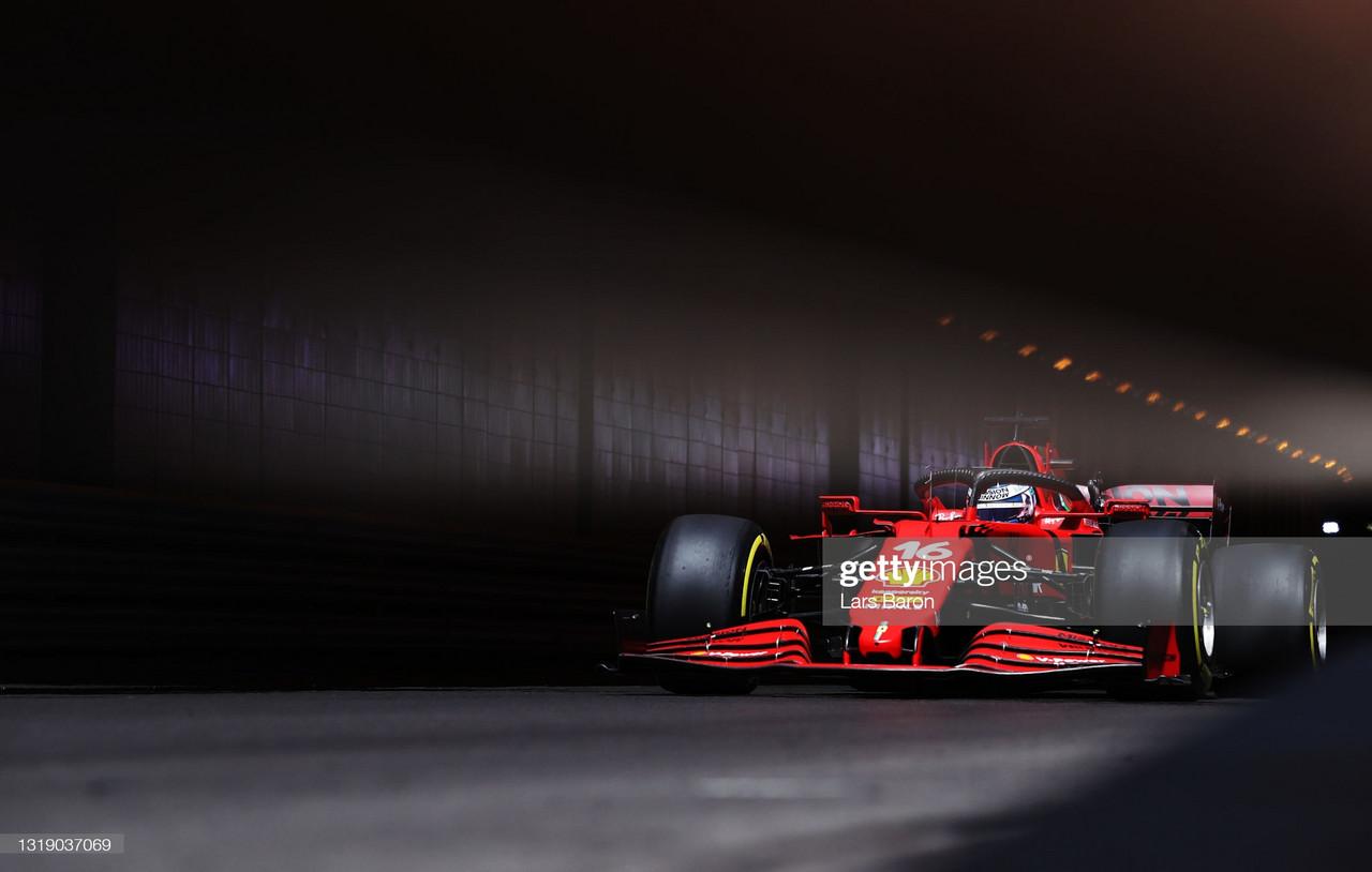 2021 Monaco GP FP2 - Ferrari 1-2 on the streets of Monaco