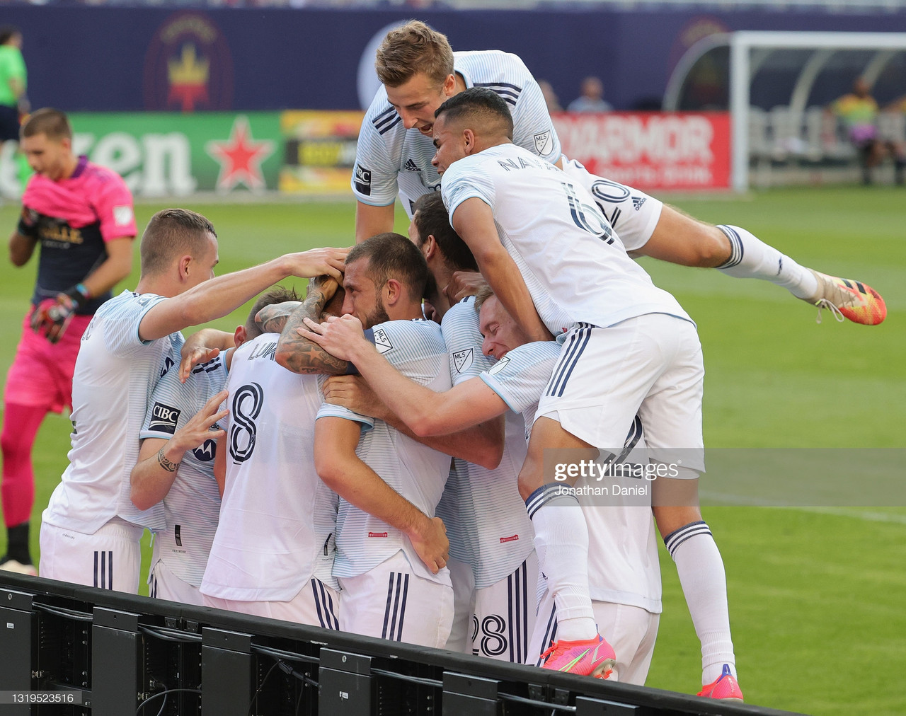 Chicago Fire 1-0 Inter Miami: The Fire end their winless run