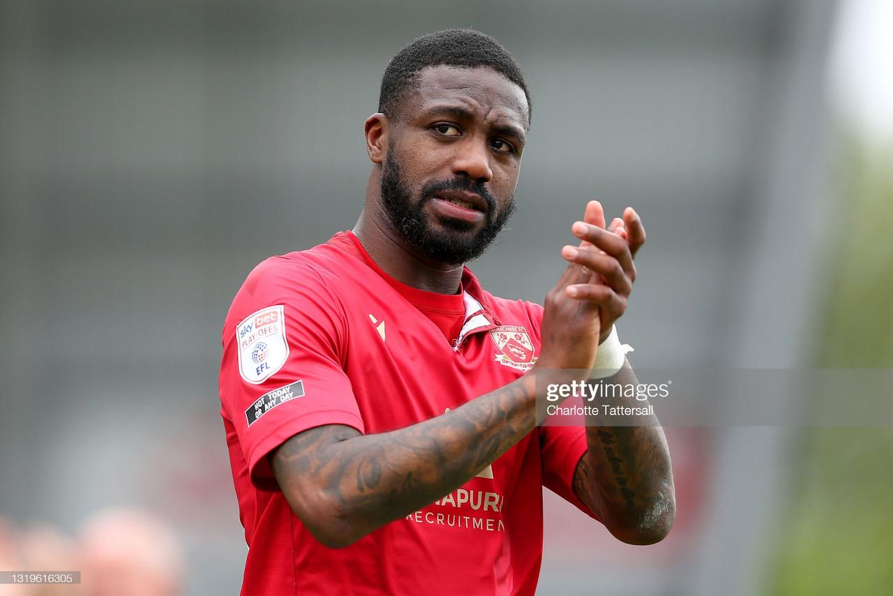 Yann Songo'o follows Derek Adams to Bradford City as eighth Summer signing
