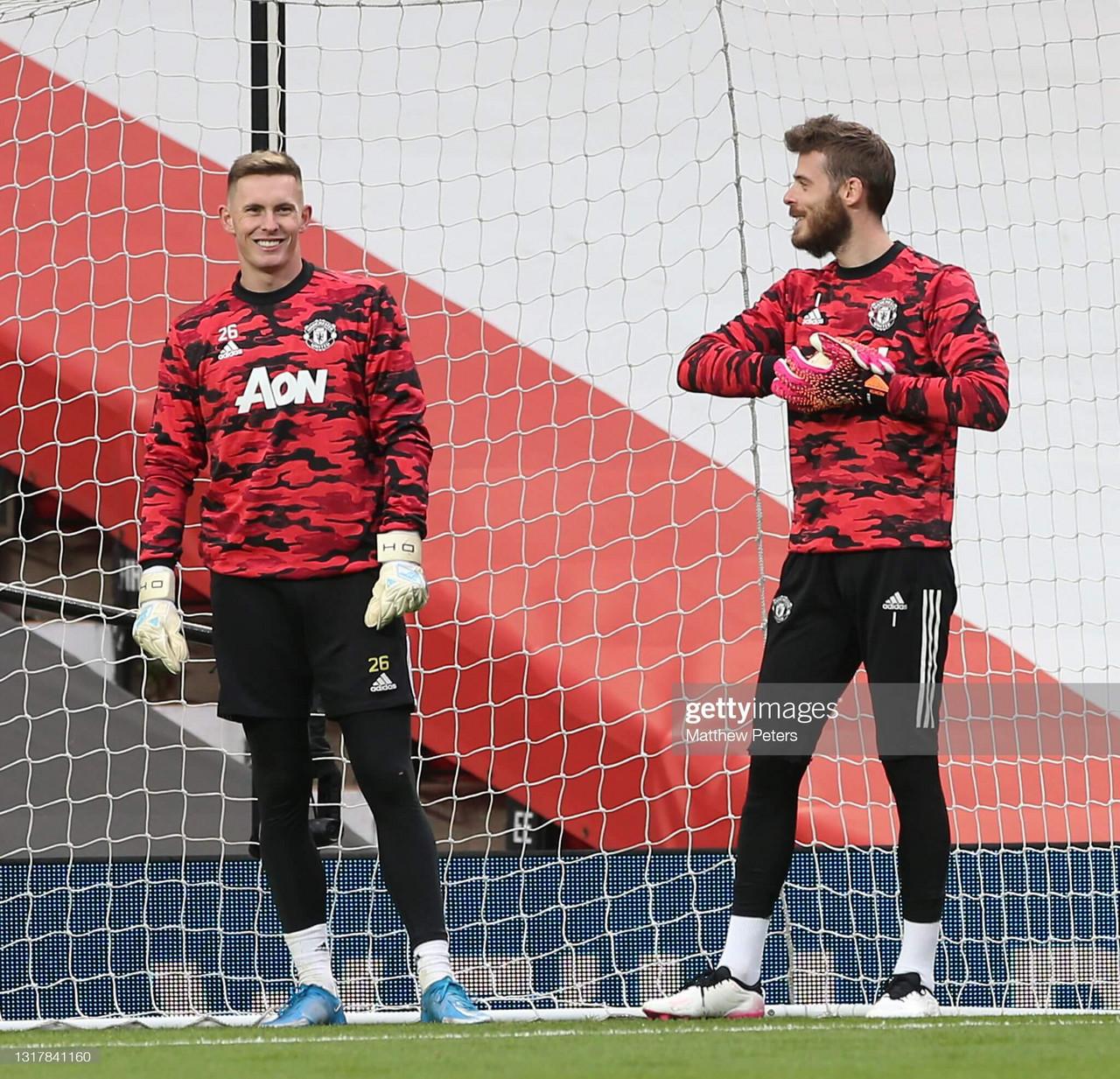 David De Gea or Dean Henderson: Two goalkeepers fighting for one spot
