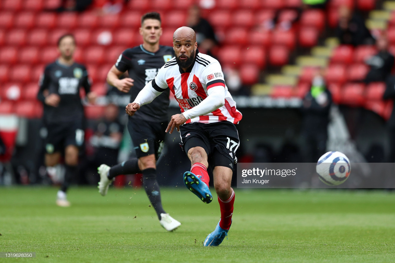 Sheffield United 1-0 Burnley: Blades finish with a win