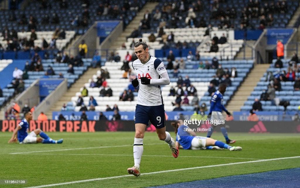 Gareth Bale won't return to Spurs next season