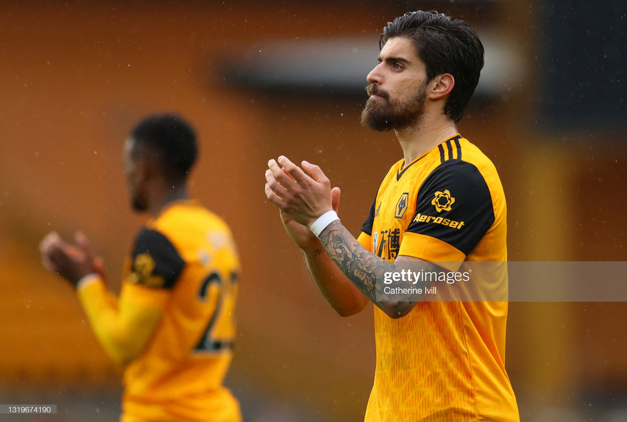 Interest in Wolves' tenacious midfielder Ruben Neves intensifies with Arsenal looking to place a bid