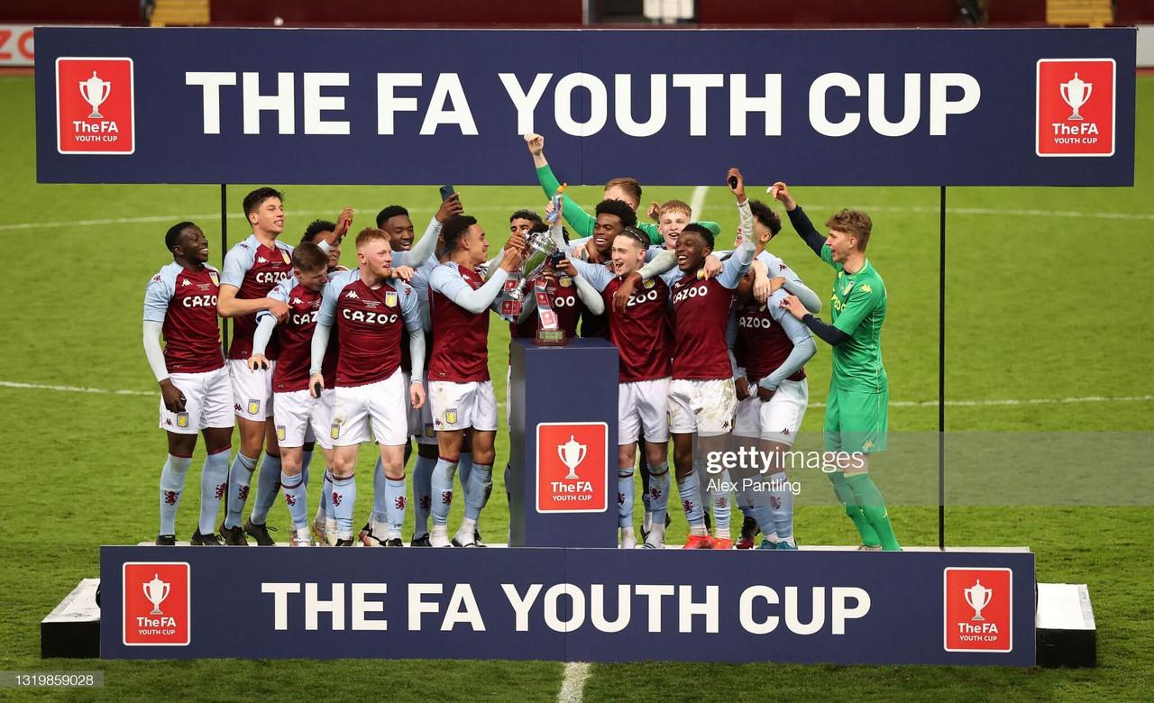 As it happened: Aston Villa U18 2-1 Liverpool U18 FA Youth Cup Final