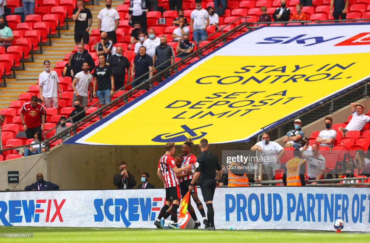 Brentford 2-0 Swansea: Report as Brentford seal Premier League Promotion