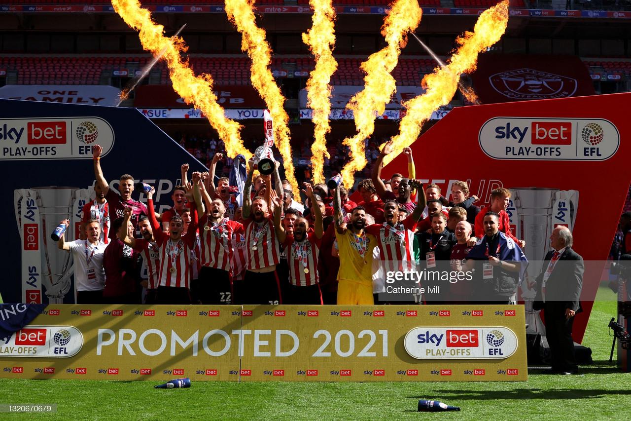 Brentford's 2021/22 Premier League fixture list released