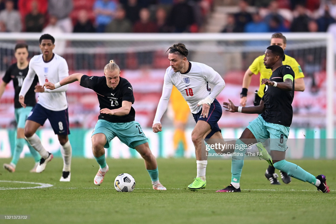 Analysis: Jack Grealish and Bukayo Saka rescue uninventive England display