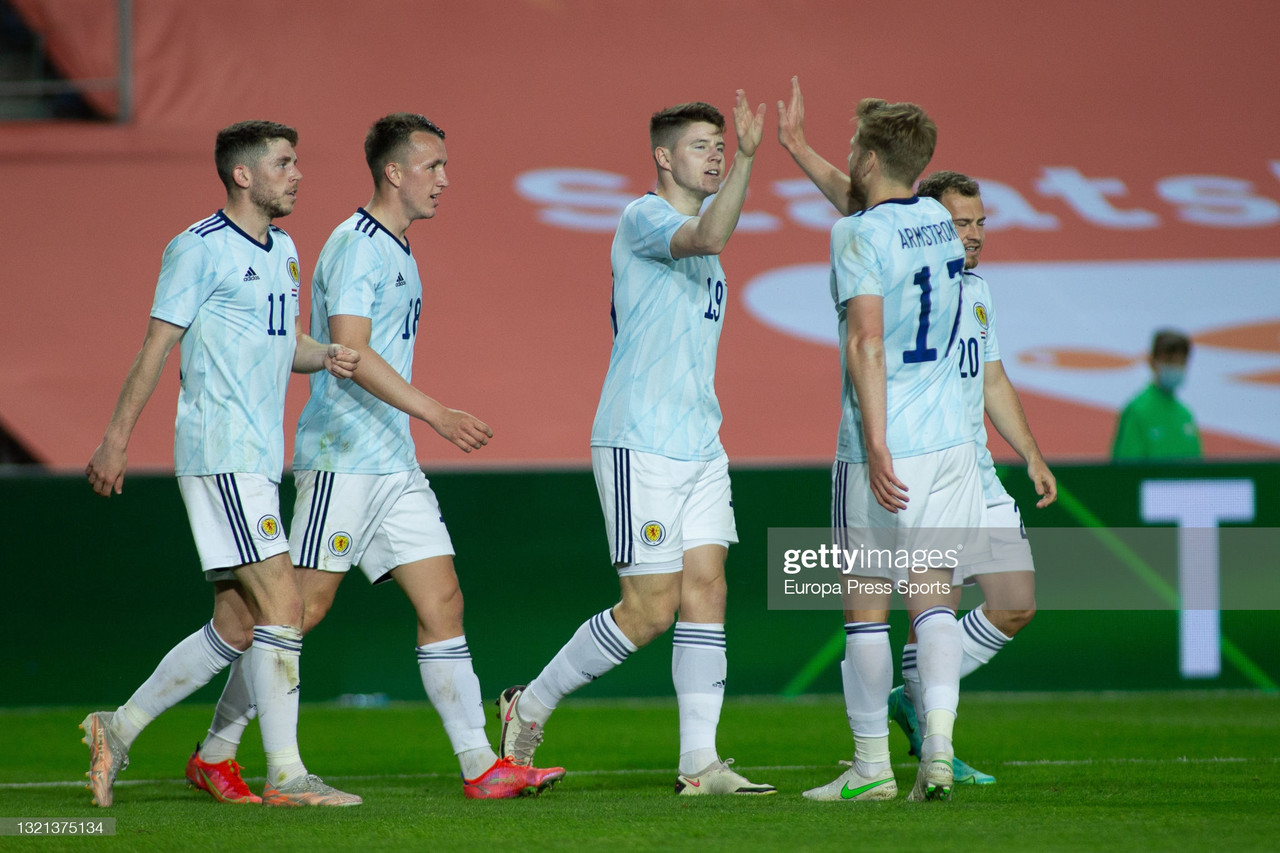 Netherlands 2-2 Scotland: A late equaliser denies Scotland victory