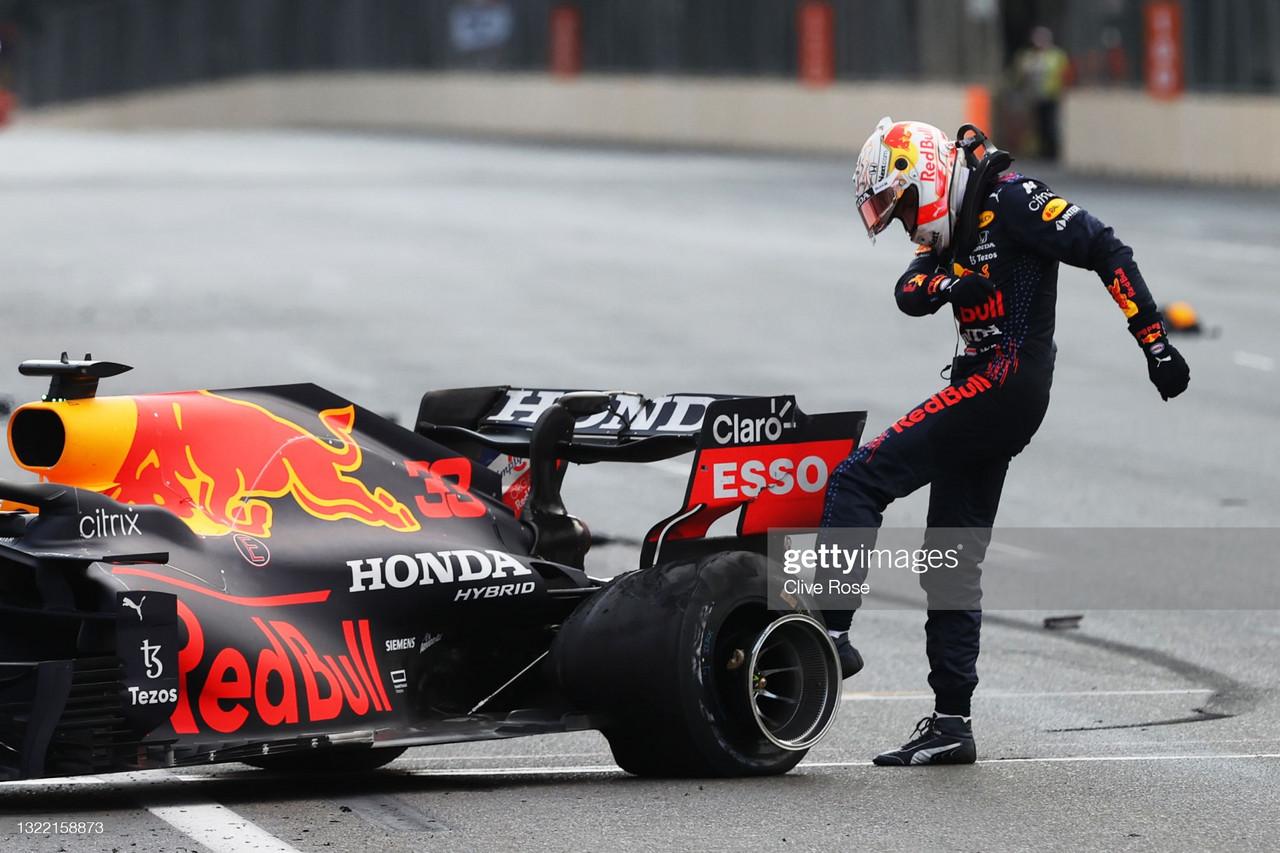 2021 Azerbaijan GP: Driver Ratings