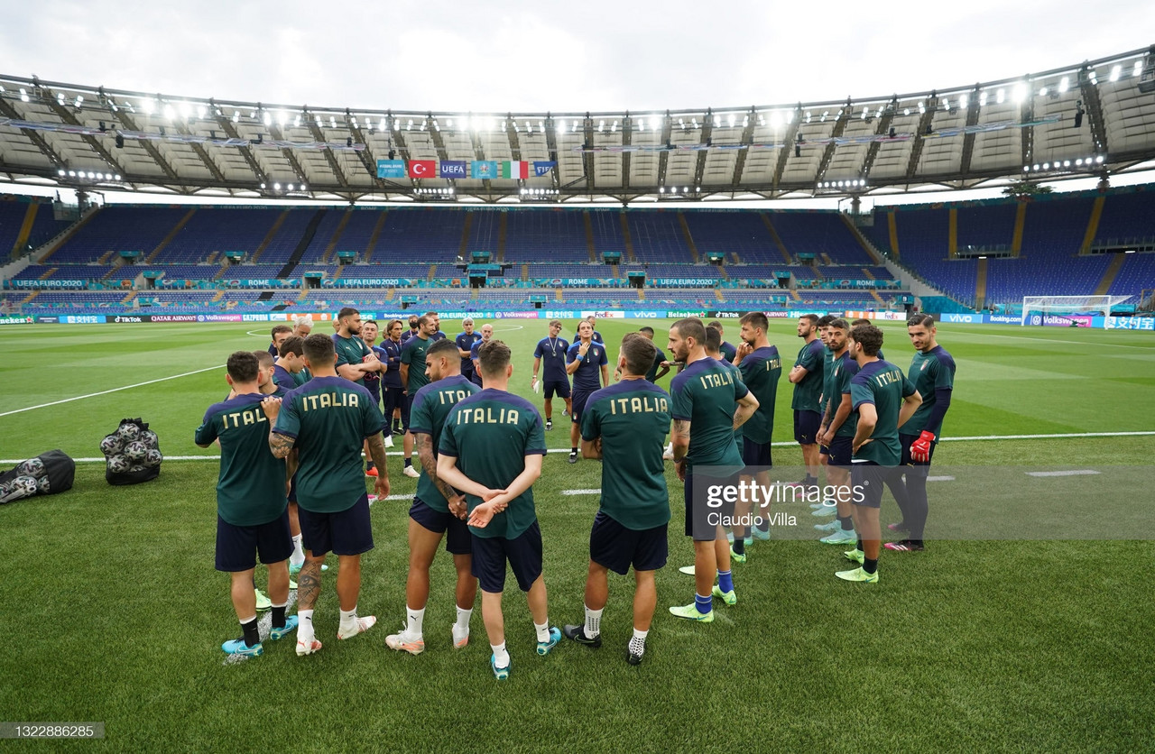 A look into Italy's Euro 2020 Group A opponents