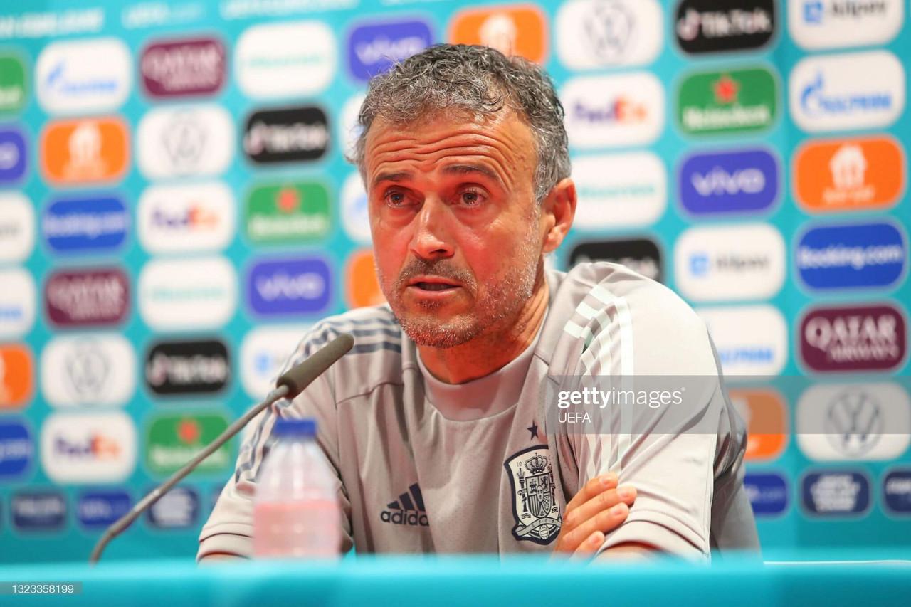 EURO 2020: Enrique admits Spain aren't tournament favourites ahead of opener