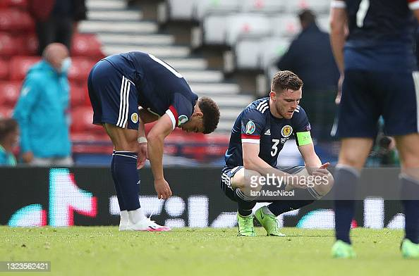 The Warmdown: Scotland fall to defeat in their Euro 2020 opener