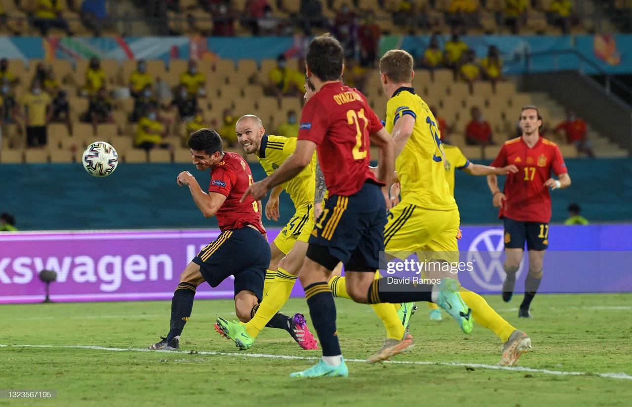 Spain 0-0 Sweden: Spain struggle to break down dogged Sweden