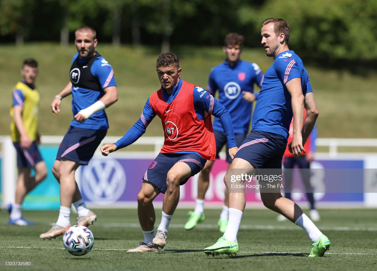 EURO 2020: England's focus swiftly turns to age-old encounter