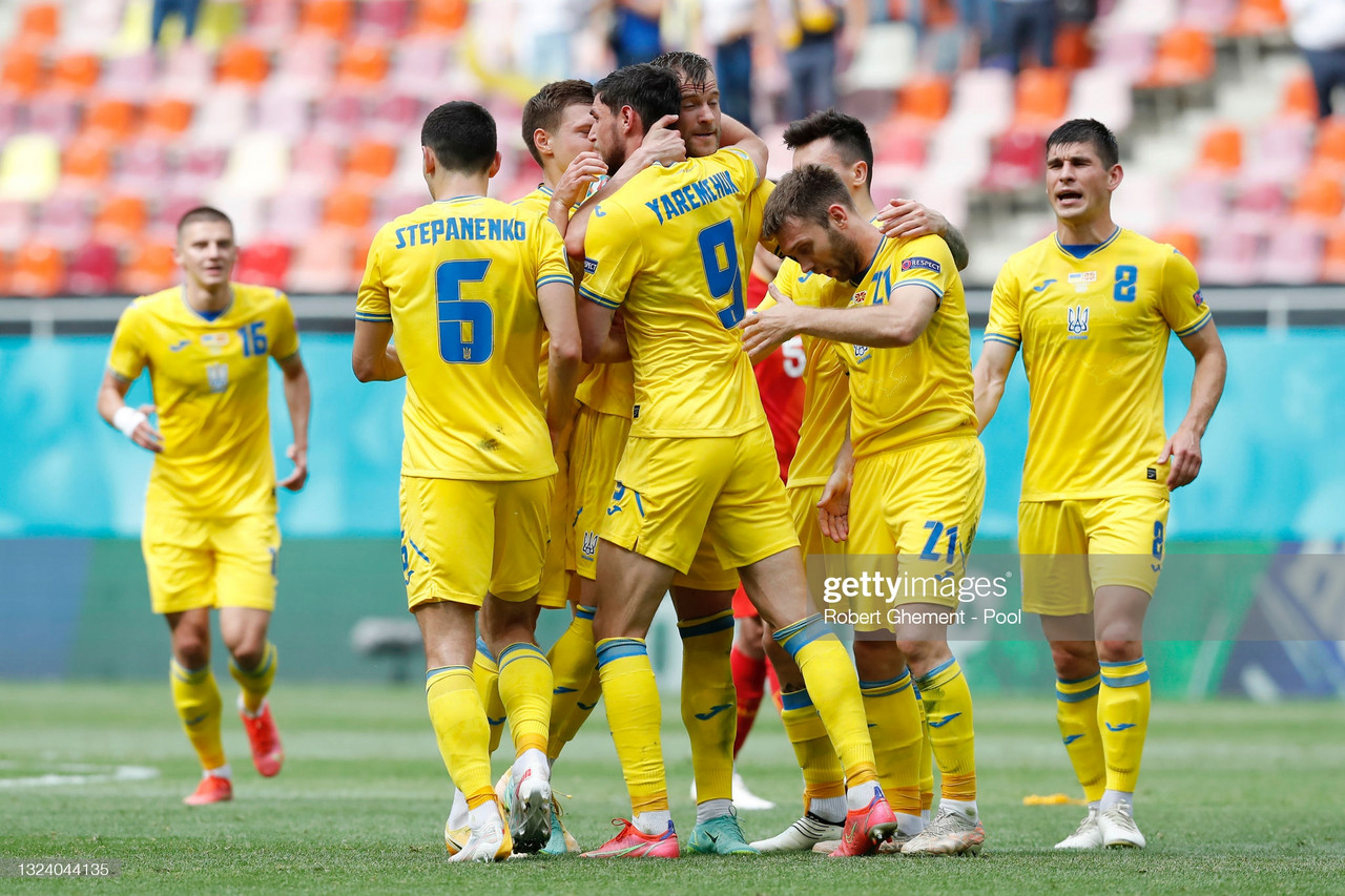 Ukraine 2-1 North Macedonia: Yellow and Blue keep last 16 hopes alive with narrow victory