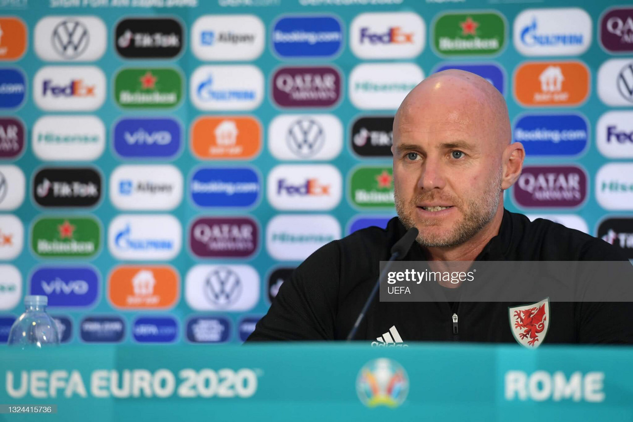 Wales looking to qualify in style, says manager Page