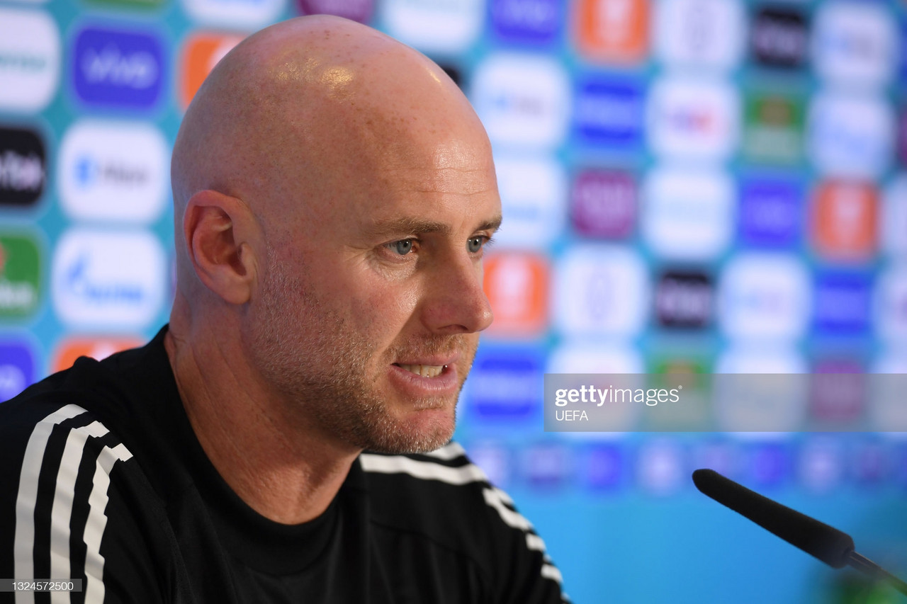 Wales boss Page proud of his side after second place finish in Group A