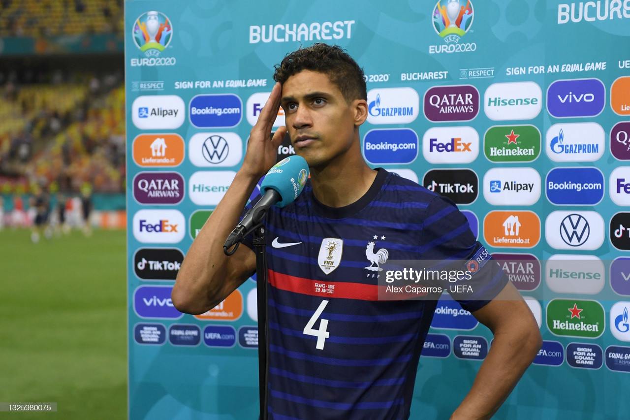 How the new signing of World Cup-winning defender Raphael Varane can propel Manchester United to a title