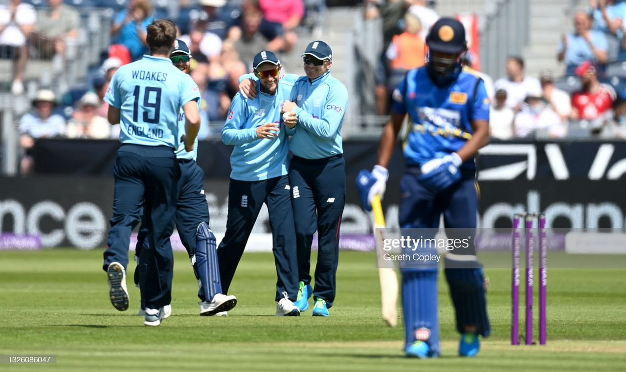 England vs Sri Lanka first ODI: Root and Woakes star as England survive scare to dominate tourists