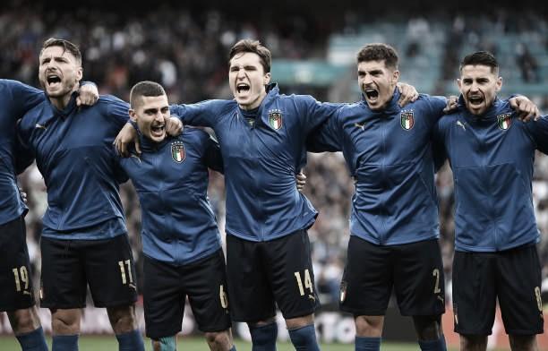 El camino de Italia a la final de la Euro 2020: Apisonadora 'Azzurra'