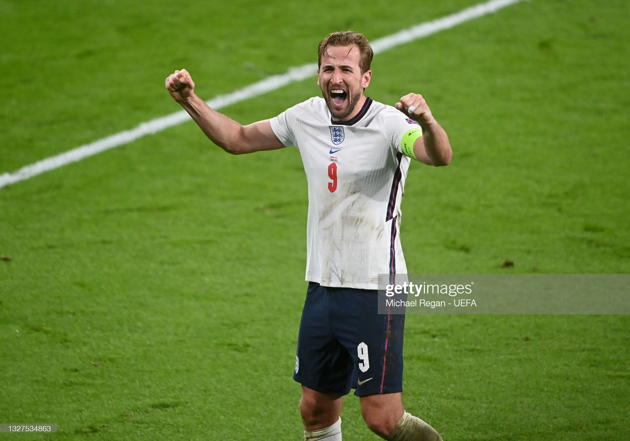 Fan euphoria highlights enormity of occasion for Kane ahead of UEFA EURO 2020 final